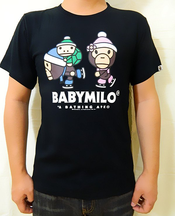 A Bathing APE BAPE T-Shirt Men 6605
