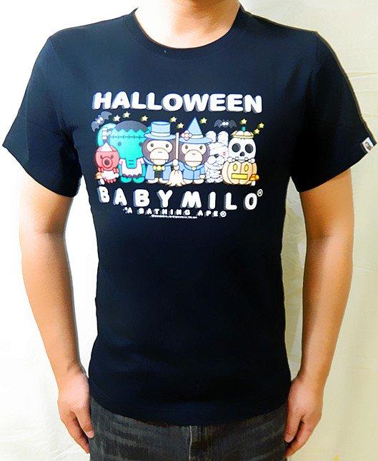 A Bathing APE BAPE T-Shirt Men Halloween