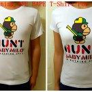 A Bathing APE BAPE T-Shirt Couple 6602
