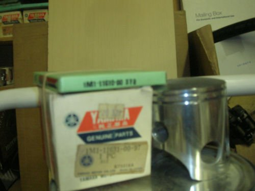 YAMAHA DT1 PISTON & RING SET-AHMRA-vintage-classic-moto cross-enduro-
