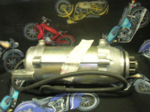 YAMAHA XS750-XS850 NOS STARTER MOTOR-classic-vintage-restoration-cafe-bobber