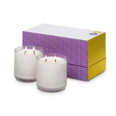 Aromatherapy Meditate & Refresh Soy Candle Gift Set