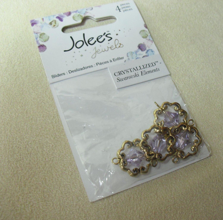 Violet Bead Components