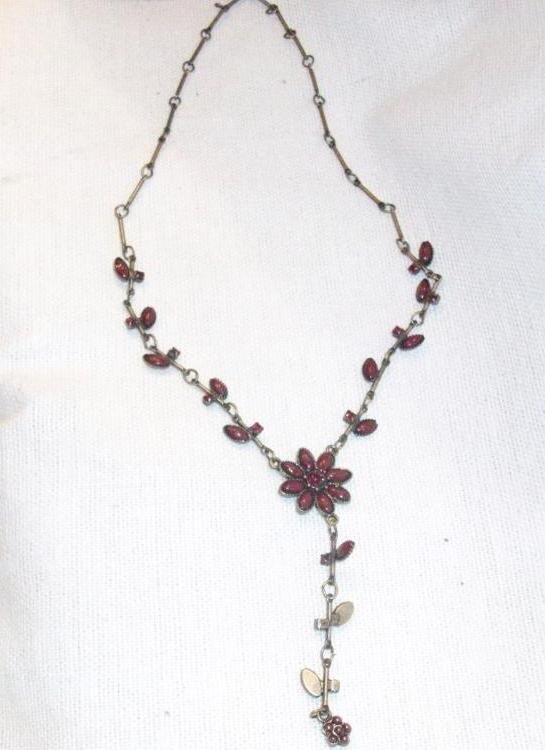 Rustic Vine Necklace