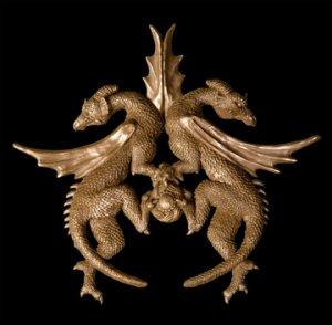 Dragon Crest Bronze
