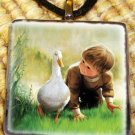 Little Boy Goose