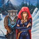 Wolf Company  11x14 print