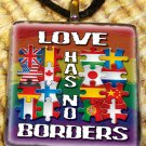 Love Has No Borders Pendant 1