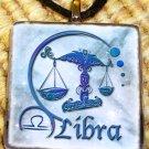 Libra Glass Pendant