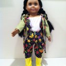 """Spring Time 18"""" Doll Outfit"""