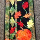 Spirit of Fall Quilted Wall Hanging