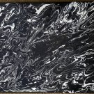 Black and White Deep Space 16x20 Canvas