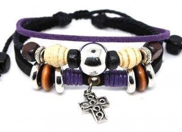 Leather Bracelet #A101