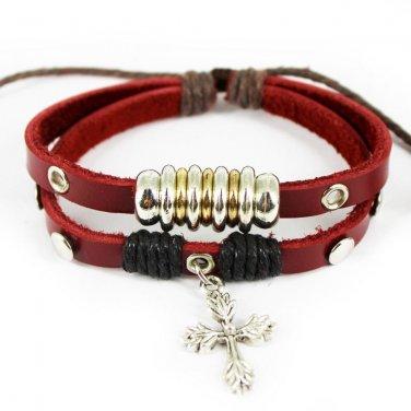 Leather Bracelet #A102