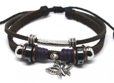 Leather Bracelet #A104