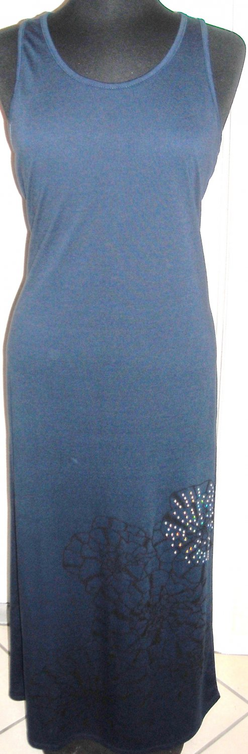 DELICIOUS BLUE DRESS SIZE XL (NEW)