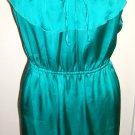XHILARATION SHORT GREEN DRESS SIZE XL (NEW)