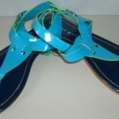 Madden Girl Blue & Green Sandals