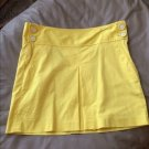 Area Yellow Skirt