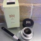 Pixi by Petra Gel Eyeliner ~ No. 1 Onyx ~ Black ~ Eye Liner Brush Included ~ NIB
