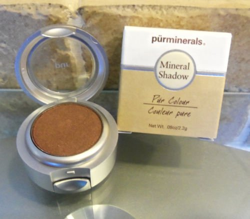 Pur Minerals Spiced Mica Pressed Mineral Eye Shadow