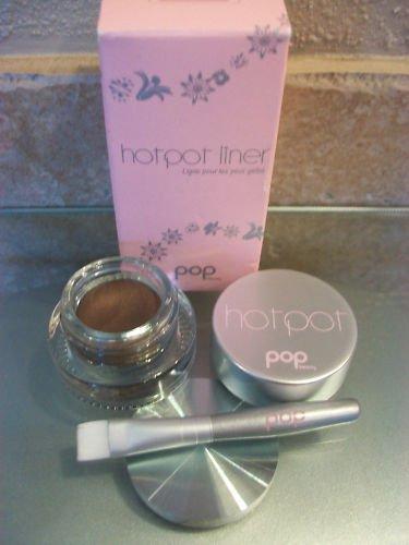 Pop Beauty Hot Pot Gel Liner Bronzed Out ~ w/Brush ~NIB