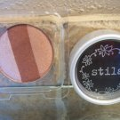 Stila Eye Shadow Pan Trio ~ Goddess + Reillable Compact
