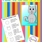 How-To Draw a Cat PDF