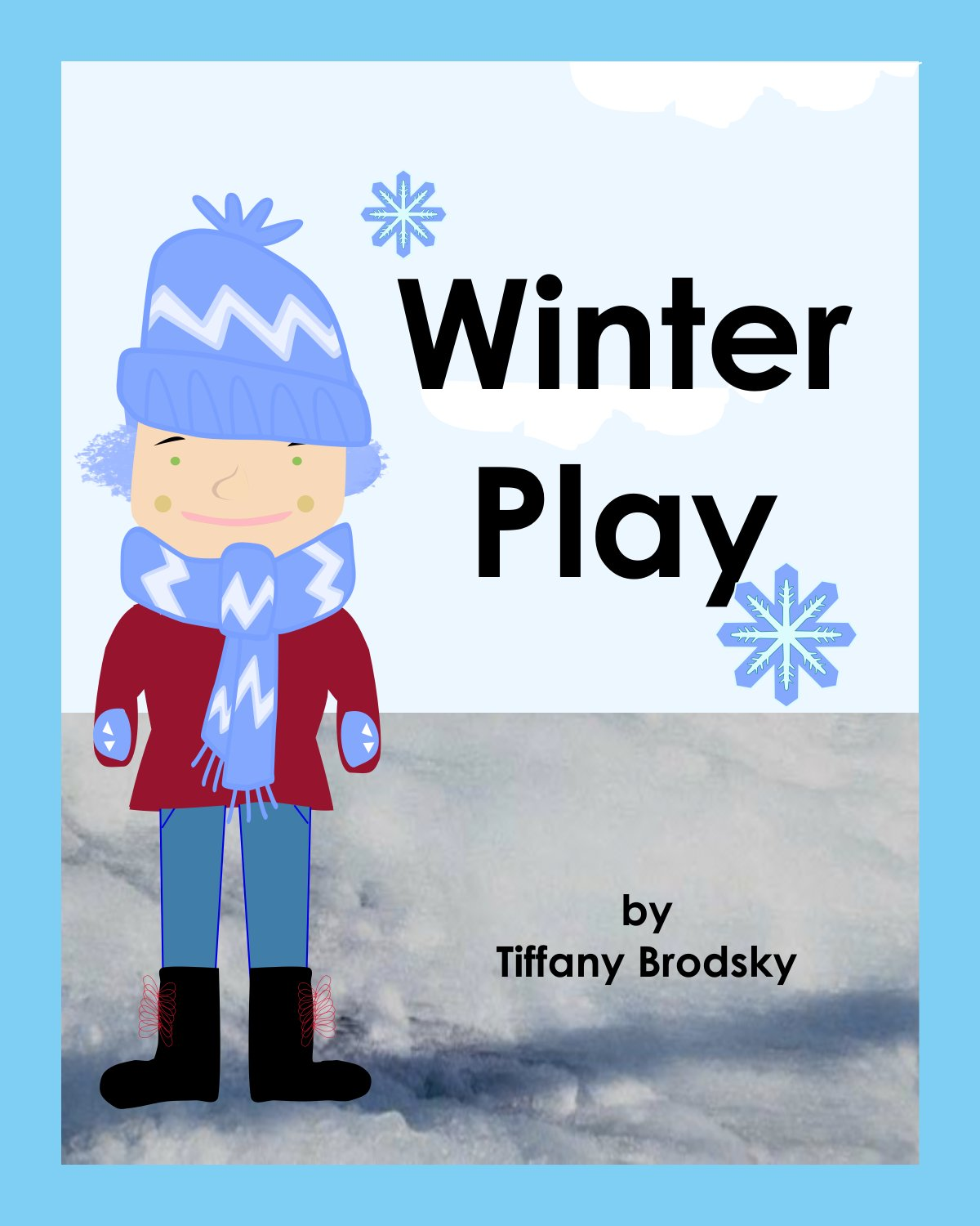 Winter Play in PDF