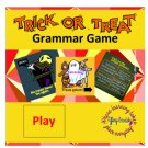 Trick or Treat Sentence Game PDF