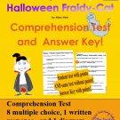 Ready, Freddy! Halloween Fraidy-Cat PDF