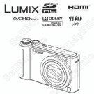 Panasonic LUMIX DMC FS25 Series Service Manual in PDF