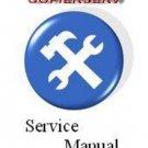 Sharp MX-4140N 5140N Service Manual+Parts Guide