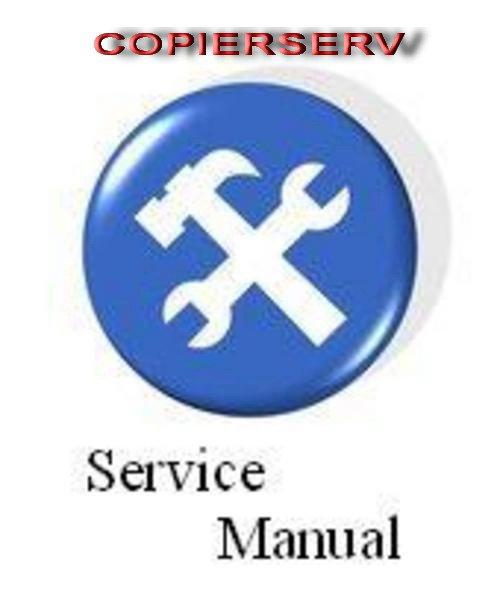 Panasonic DP-2310/3010 service manual+parts manual