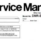 Panasonic DMR-BWT850EB Blu-ray Disc Recorder Service Manual