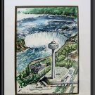 Framed Original Watercolours - More Subjects Available  - Read Description