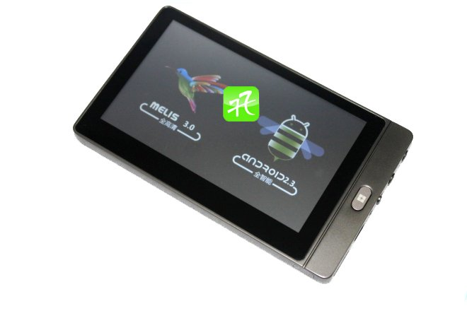 """NEW BENSS B3 Android 2.2 4.3"""" Touch Screen MP4 Player"""