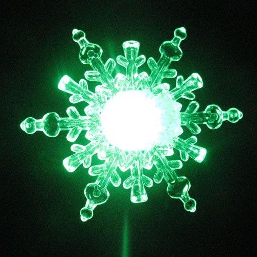 Led Snow Light Christmas Light 5 pieces/lot