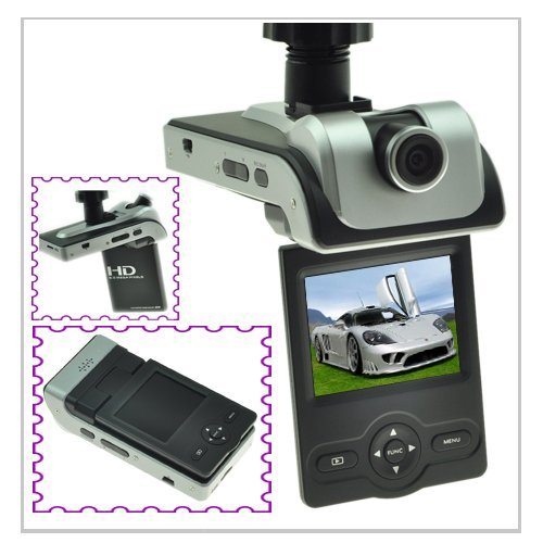 DVR Viewer HD 1080P With Gps Hdmi And Av-out G1000