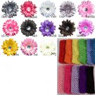 Baby/Children Crystal Flower Headbands