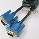 SVGA VGA To VGA Monitor MM Male To Male Extension Cable