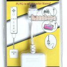 PS2 Controller Joypad to Wii Adapter Converter Cable