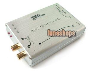 TDA1543 Mini DAC DIR9001 NOS DAC Muse