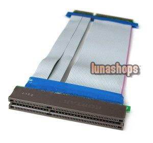 AGP 8X Riser Card Adapter Converter Flex Flexible Extender Extension Cable