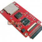 """SD SDHC MMC Card To ZIF CE IDE 1.8"""" Converter Adapter Card"""
