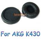 OEM Leather Ear Cushion Pads for AKG K 450 K450 K430 Headphone Headset Earphone