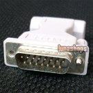 VGA 15-PIN FEMALE TO MAC 15-PIN MALE ADAPTER