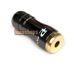 Pailiccs 3.5mm Stereo Female Plug Audio Cable Connector DIY adapter