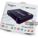 Manytel X15 HDMI+VGA Dual 1080P HDD Media Player with SD/USB/HDMI/COAX/AV