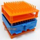 "Capsule Filling Filler Machine Mould Board SIZE ""0"" Makers 100pcs Caps YH-100"